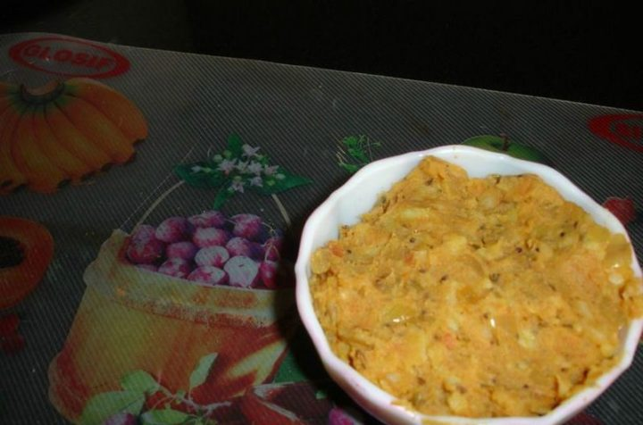 49 Indian Side Dishes - Potato Veggie.