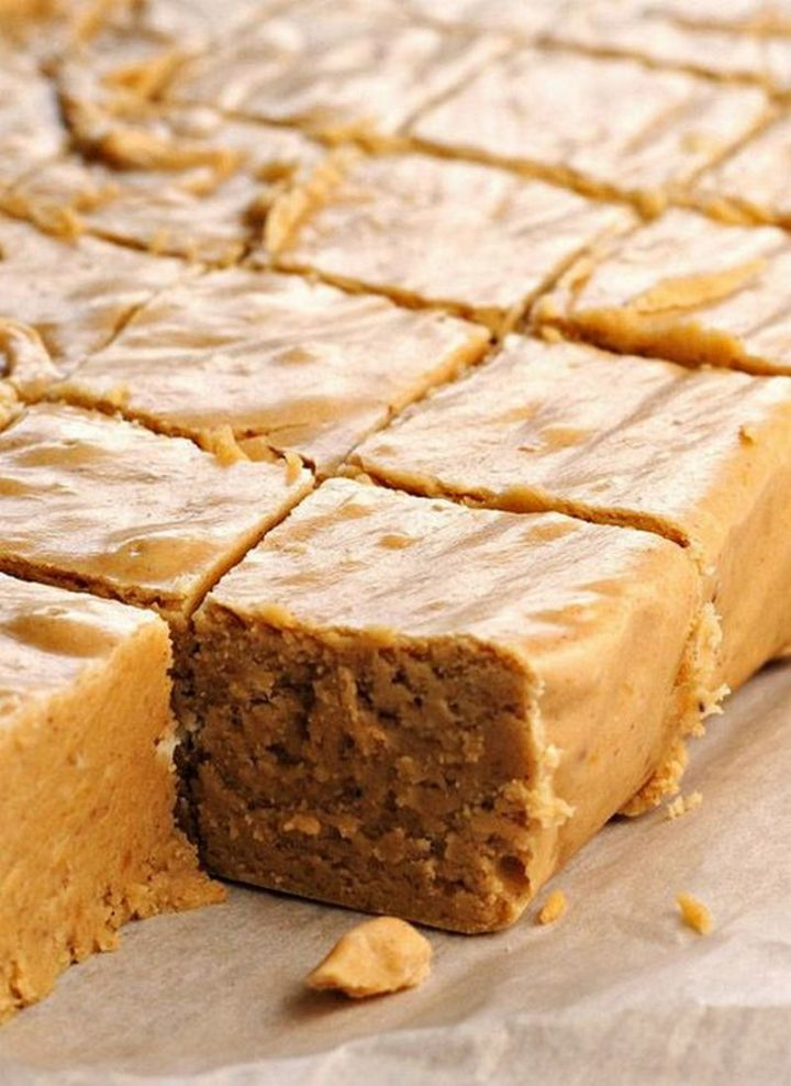 27 Pumpkin Pie Recipes - Pumpkin Pie Fudge.