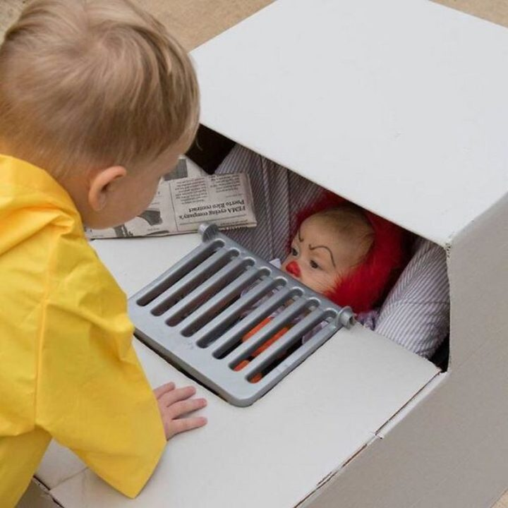 "49 Halloween Costume Ideas - ""I think my friend's kids may have won Halloween."""