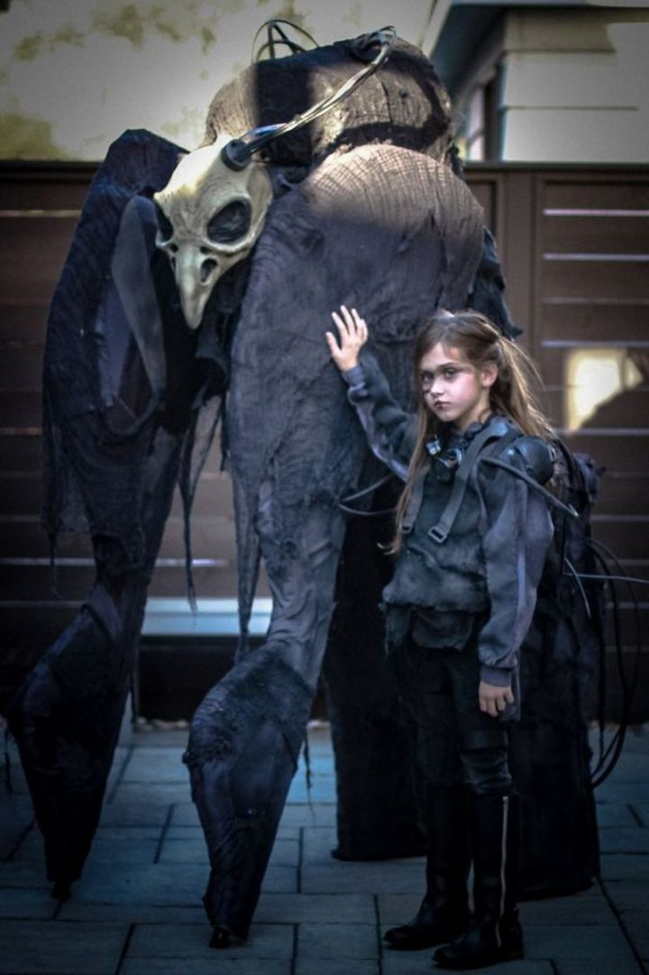 "49 Halloween Costume Ideas - ""My daughter and I are ready to terrorize the neighborhood again this Halloween."""