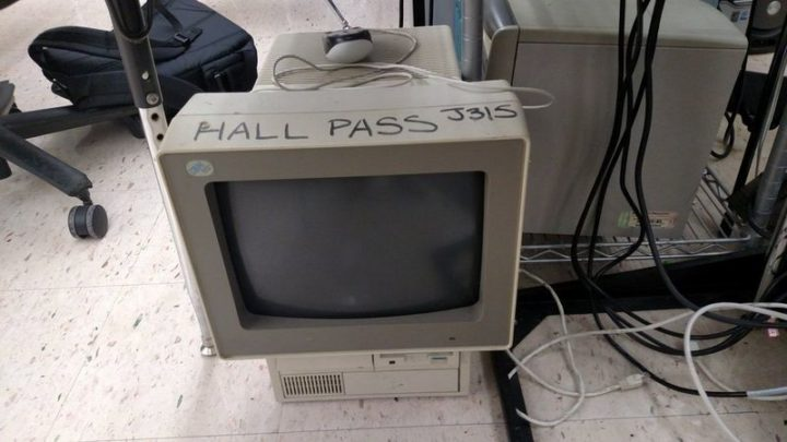 53 Funny Hall Passes -