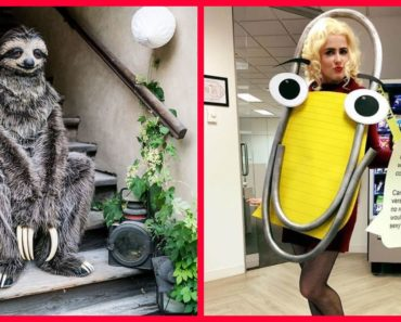 49 People That Totally Hands down Won Halloween.
