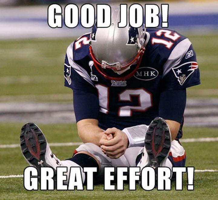 """23 Great Job Memes - """"Good job! Great effort!"""""""