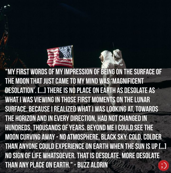 17 Insightful Buzz Aldrin Quotes That Are Out Of This World