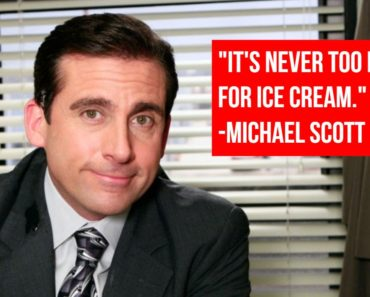 Top 30 Important Life Lessons from Michael Scott.