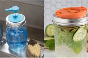 9 Amazing Mason Jar Accessories You'll Flip Over.