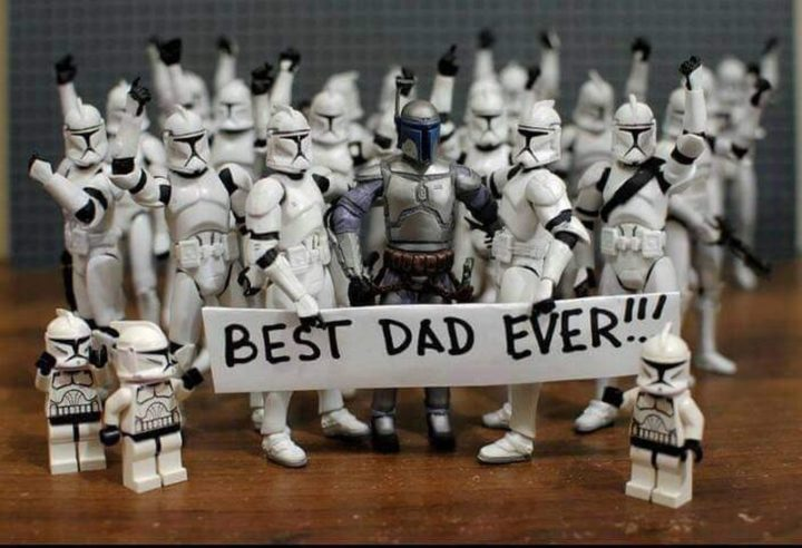 "71 Funny Dad Memes - ""Best dad ever!!!"""
