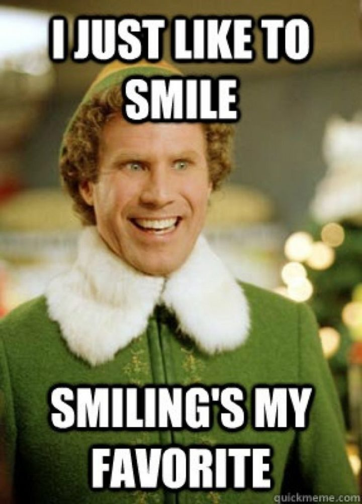 """101 Smile Memes - """"I just like to smile. Smiling's my favorite."""""""