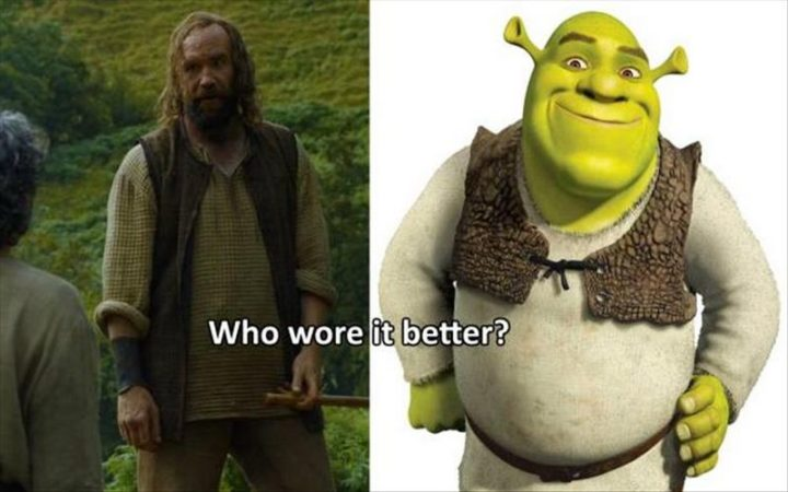 """101 Smile Memes - """"Who wore it better?"""""""