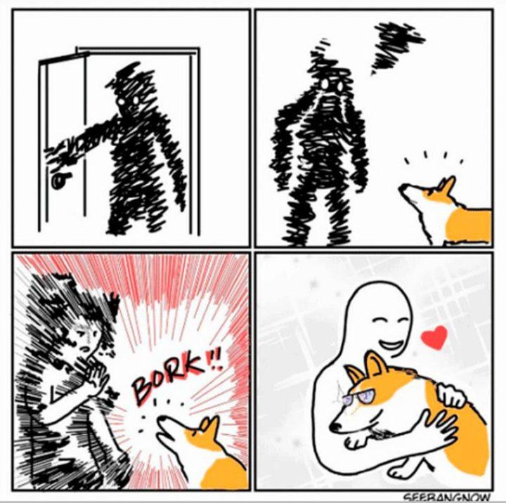 "61 Depression Memes - ""Bork!!"""