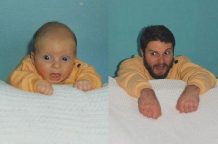 "35 Then and now pictures - ""Then and now pictures."""