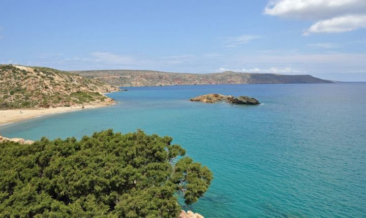 Top 25 Travel Destinations 2019: Crete, Greece.