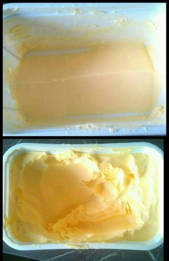 Two Types of People - Two types of butter users.