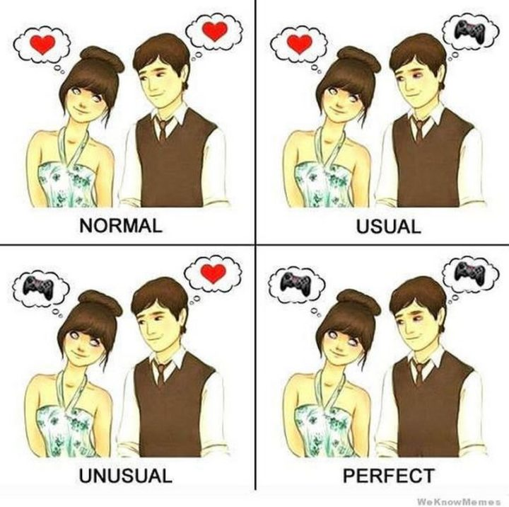 "71 Relationship Quotes - ""Normal. Usual. Unusual. Perfect."""
