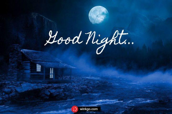 """Good night..."""