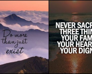 61 Life Quotes with Beautiful Images of Inspiration and Love