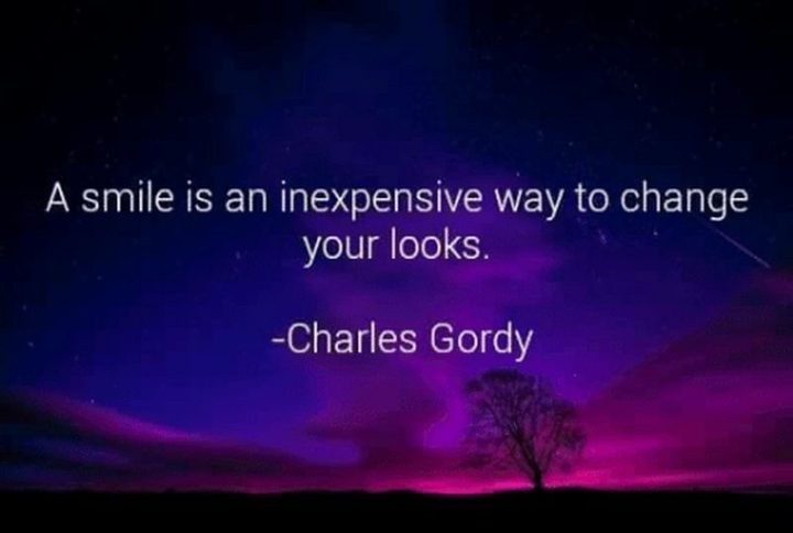 """55 Smile Quotes - """"A smile is the universal welcome."""" - Max Eastman"""