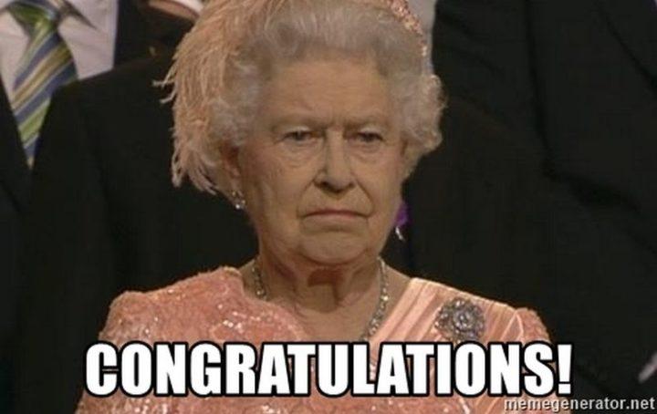 """71 Congratulations Memes - """"Congratulations!"""""""