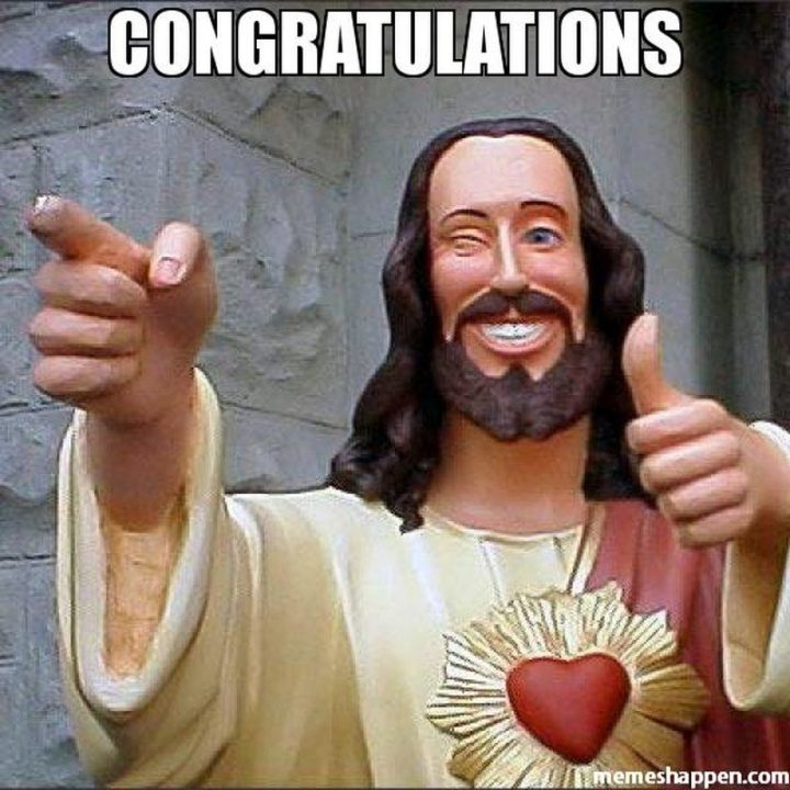 """71 Congratulations Memes - """"Congratulations"""""""