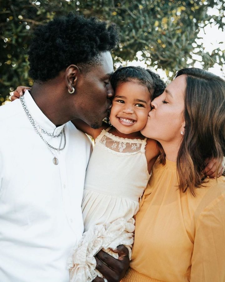 Fast forward to 2020 and the couple couldn't be happier living a wonderful life with their daughter.