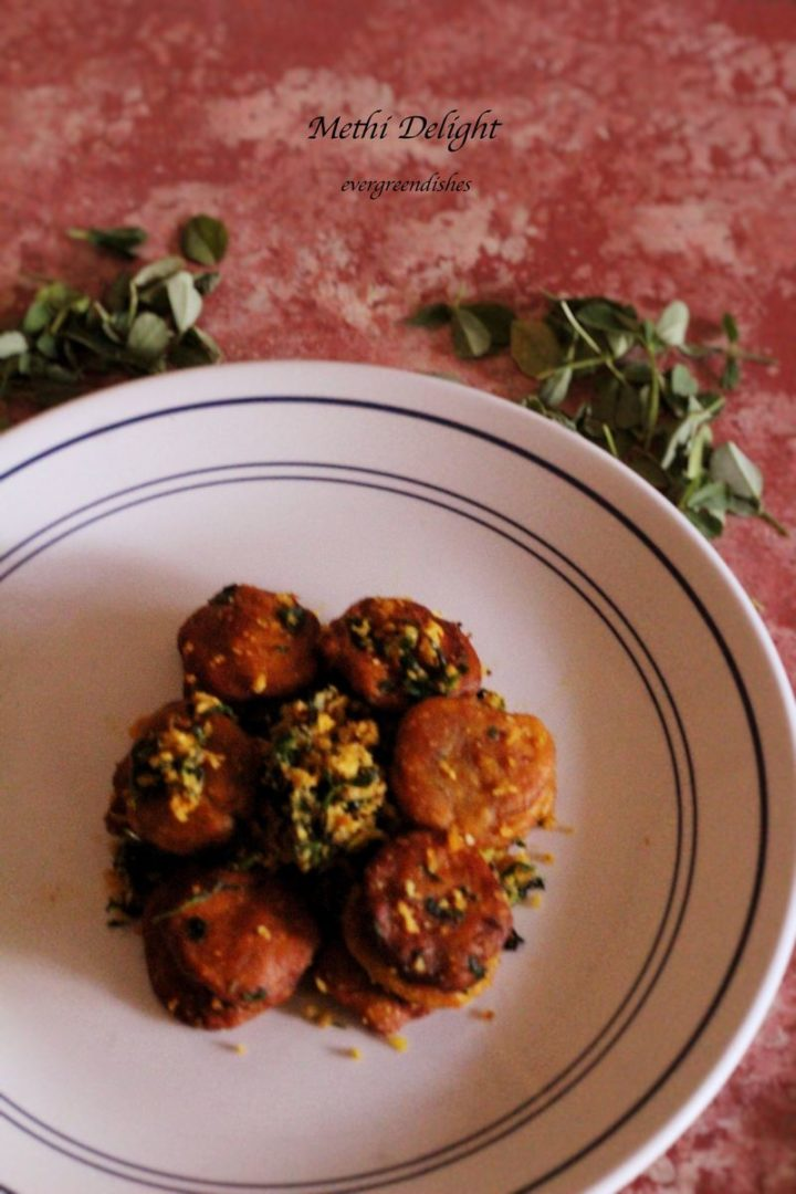 35 Indian Appetizer Recipes - Methi Delight.