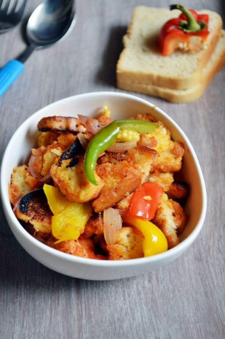 35 Indian Appetizer Recipes - Chilli Bread