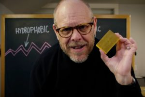 Alton Brown and Everything You Ever Wanted to Know About Soap and Hand Washing.