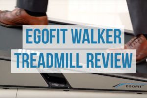Egofit Walker Treadmill Review.
