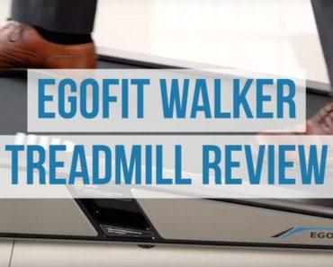 Egofit Walker Treadmill Review.