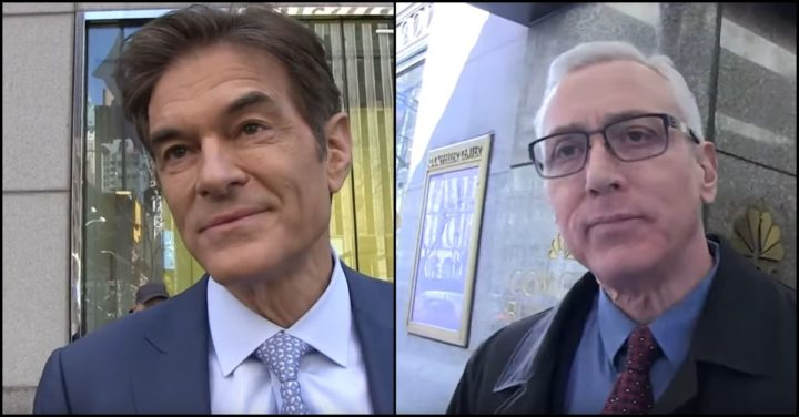 Dr. Oz and Dr. Drew Urges Common Sense Over Media Coronavirus Panic.