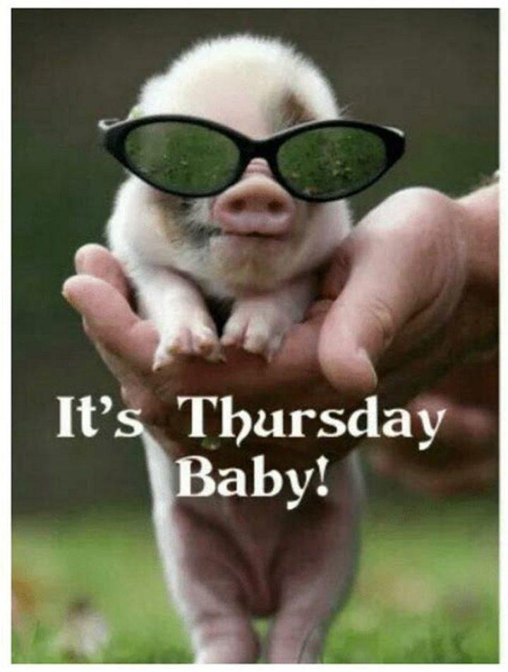 """101 Thursday Memes - """"It's Thursday baby!"""""""