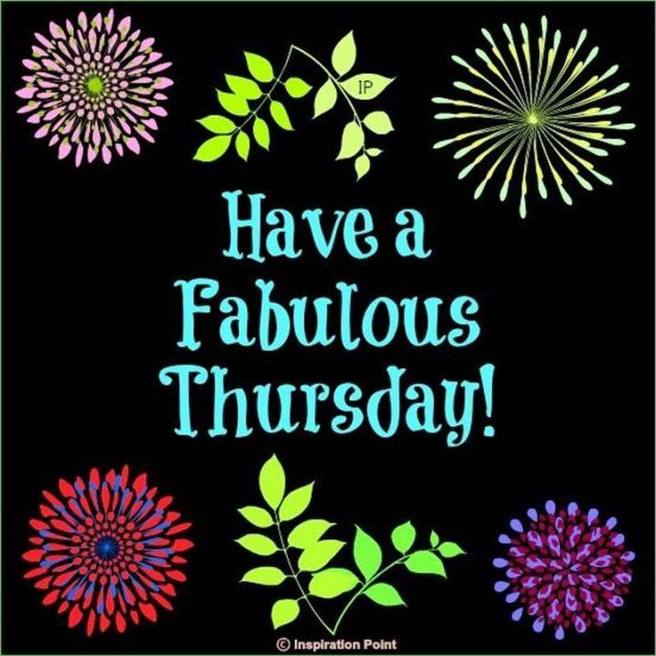 "101 Thursday Memes - ""Have a fabulous Thursday!"""