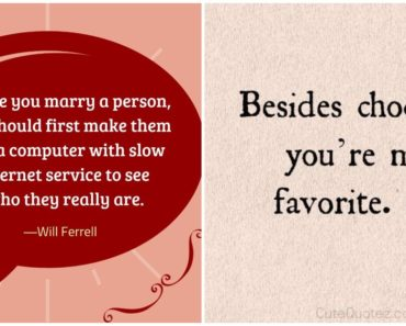 53 Funny Love Quotes and Sayings From the Heart