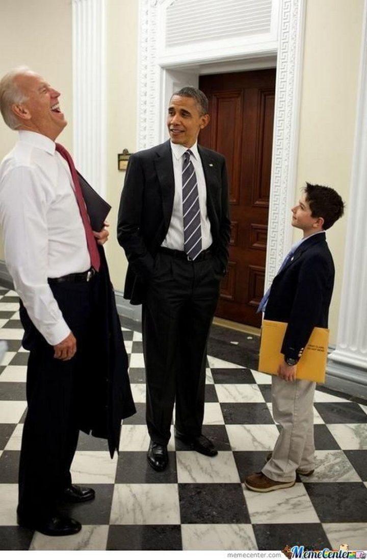 "51 Joe Biden Memes - ""Biden meets Ryan before the debate."""
