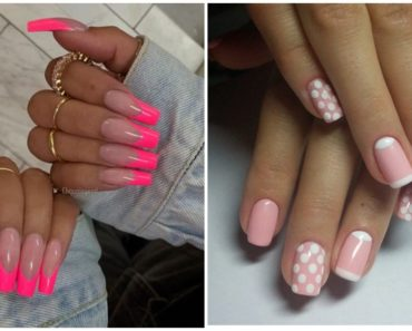 19 Pink Nails That Prove Manicures Can Go From Sweet to Hot