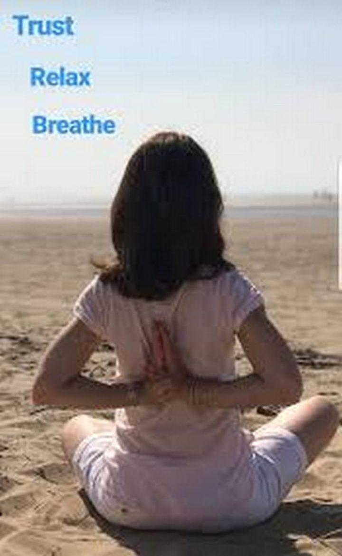 """Trust. Relax. Breathe."""