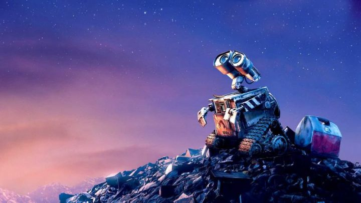 21 Most Recommended Movies to Watch: Wall-E (2008)