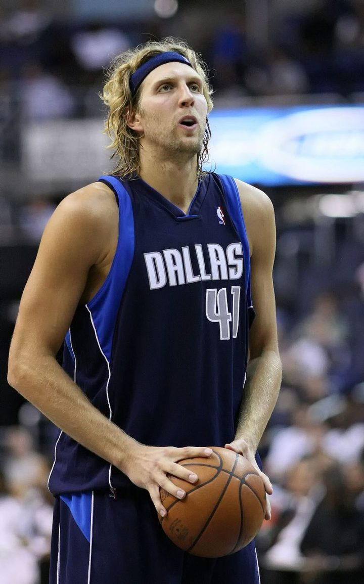 19 Richest NBA Players of All-Time - Dirk Nowitzki