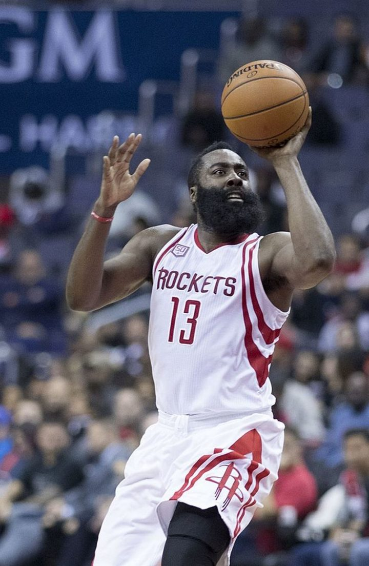 19 Richest NBA Players of All-Time - James Harden