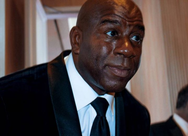 19 Richest NBA Players of All-Time - Magic Johnson