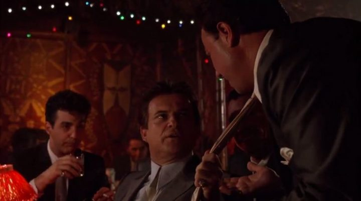 For the scene in GoodFellas where Sonny Bunz complains to Paulie, Martin Scorsese secretly told Tony Darrow to improvise more lines for his character without telling Paul Sorvino. Sorvino's confused reaction was real.