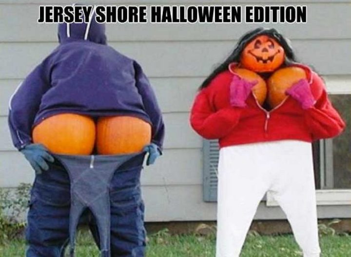 """Jersey Shore Halloween Edition."""
