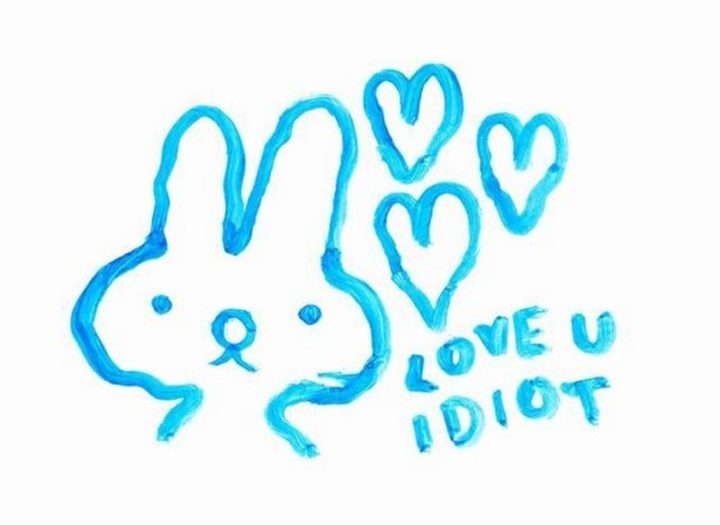 """Love u idiot."""
