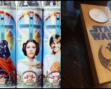 5 Amazing Star Wars Candles Make Perfect Gifts For Star Wars Fans.