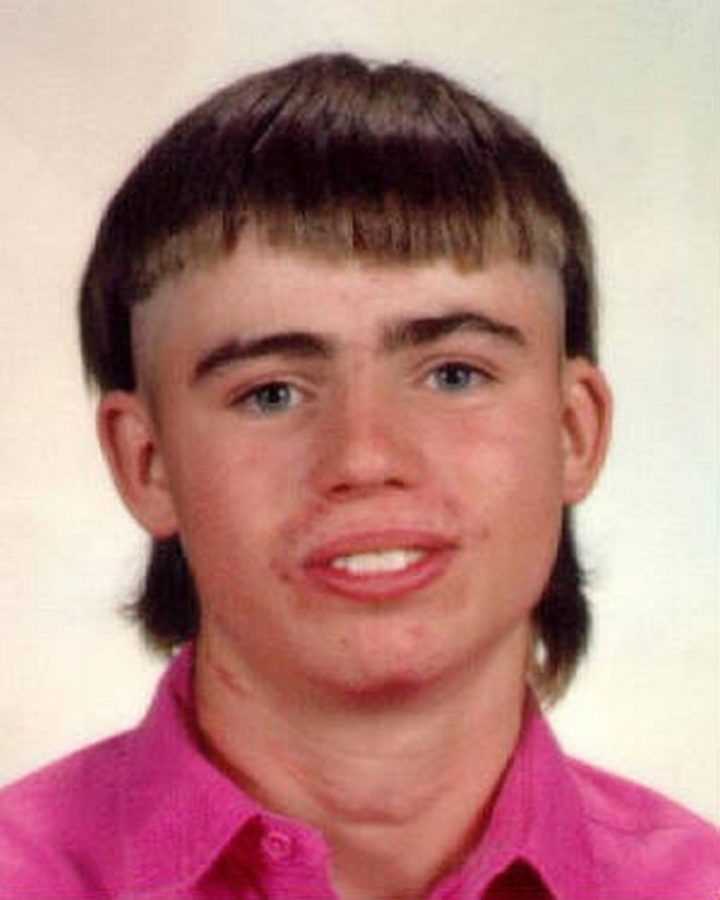 If you're going to bring back the mullet, might as well go big!