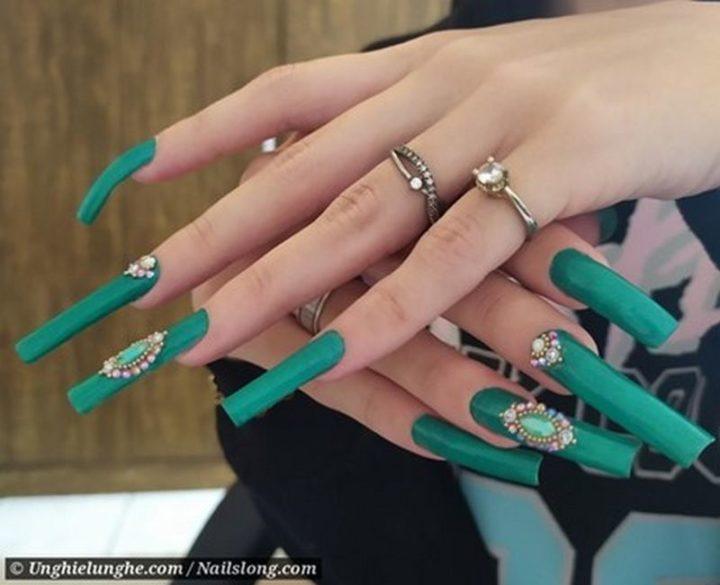 Striking Nails.