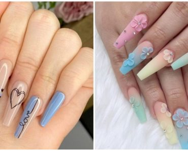 39 Beautiful Long Nails to Express Your Personality.