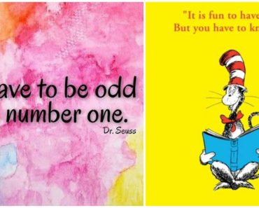 49 Inspirational Dr. Seuss Quotes and Sayings About Life and Love.