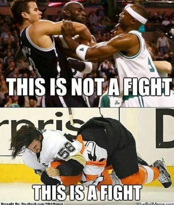 """""""This is not a fight. This is a fight."""""""