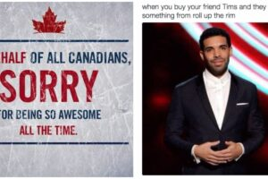 47 Canada Memes that only Canadians will understand